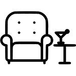 Exclusive Lounge - Amazing Amenities