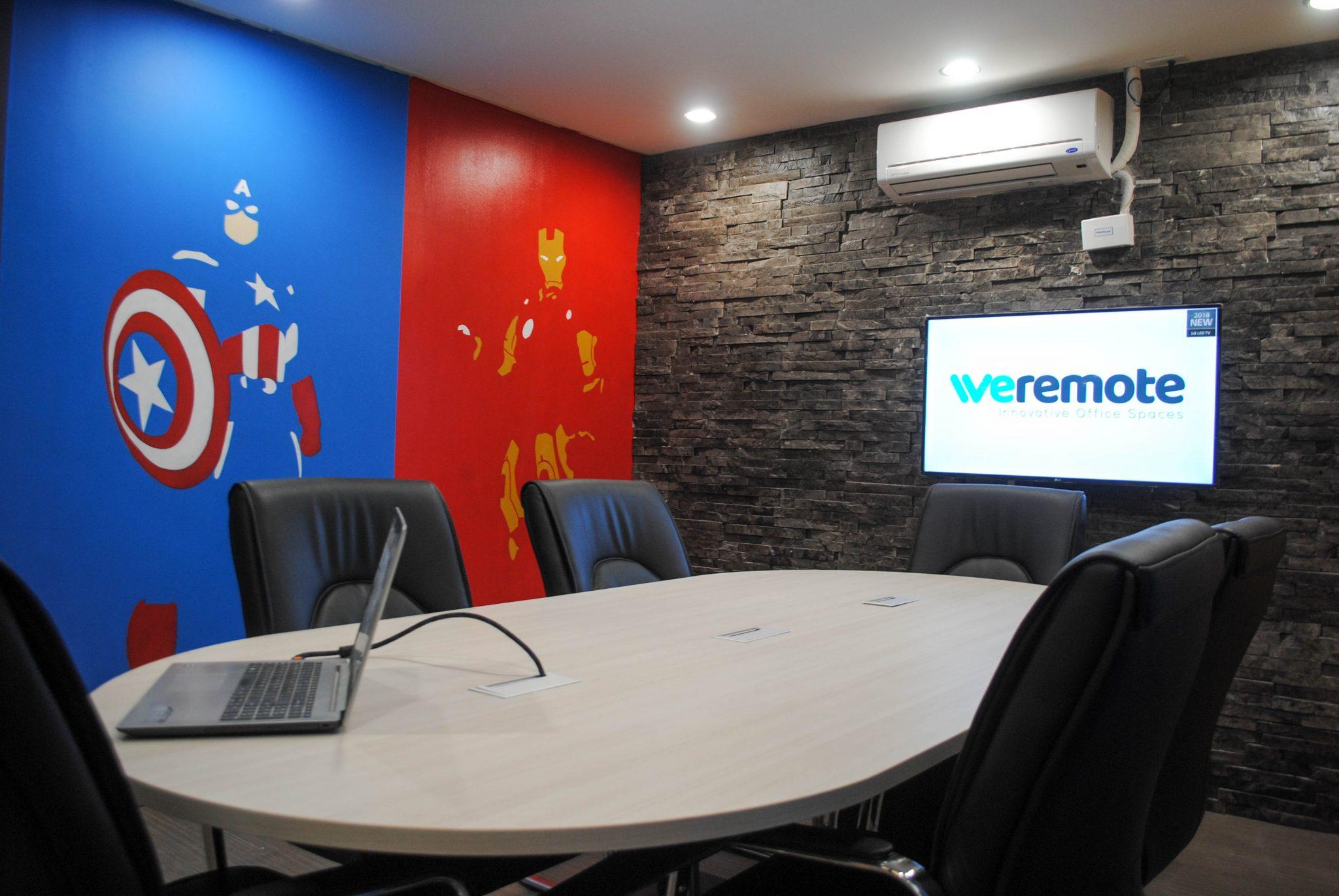 WeRemote CoWorking Space